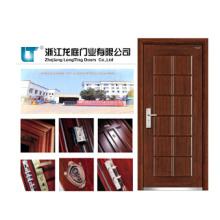 Composite Material Interior Steel-Wood Armored Door