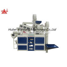 small scale fully automatic rice milling unit