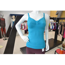 Sexy Ladies Seamless Knitted Straps Spaghetti Top