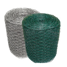 Floral Netting Zinc Stucco Sheet Hexagonal Mesh