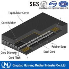 Acid/Alkali Resistant Steel Cord Rubber Conveyor Belt