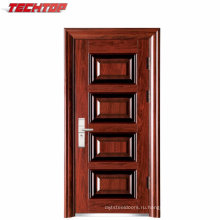 ТПС-125А горячая Конструкция популярных моделей безопасности наружные металлические двери