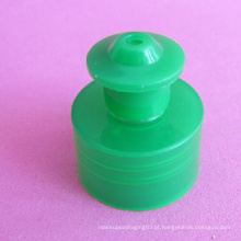 29-410 Green Smooth Push Pull Caps