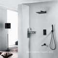 Modern Thermostatic Three Function Shower Faucets