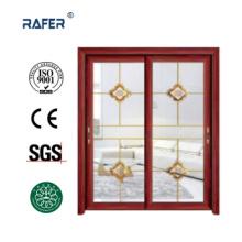 Дешевые алюминиевые раздвижные двери (РА-G133)