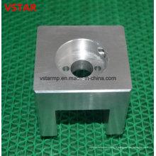 Accessoires en aluminium de usinage de pièces de commande numérique par ordinateur de précision