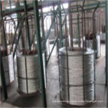 Cable Zinc-5% Aluminium-Mischmetal Alambre de acero revestido de aleación