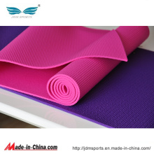 Eco Friendly Custom Printed PVC Exercise Yoga Pat