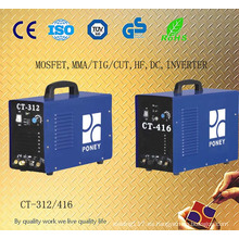 MMA / TIG / cortar la máquina de corte de plasma (CT-312/416)