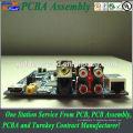 Fabrication de circuits imprimés pour le contrôleur de boîtier de commande PCBA Assembly