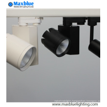 Anti-Glare CREE COB LED Track Lighting with Philips Driver