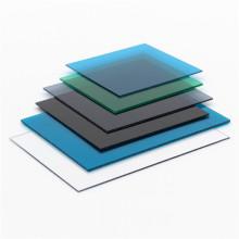 Polycarbonat-Prägeplatte für architektonische Dächer