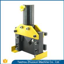Perfuração de dobra hidráulica do corte do barramento da máquina do Cnc V do metal do chapeamento de cobre das ferramentas do fornecedor da fábrica