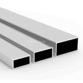 Extruded Aluminum Section Aluminium Tube Profile