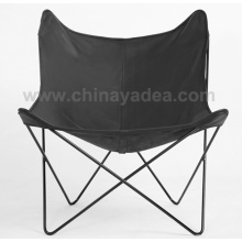 Metal Frame Butterfly Lounge Chairs
