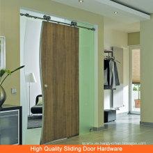 Fábrica del precio razonable y aceptable directamente metal que desliza el hardware de puerta de madera