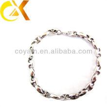 2015 Hot selling stainless steel jewelry unisex delicate bracelet