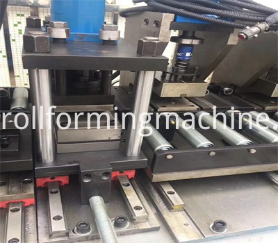 Downpipe Roll Forming Machines