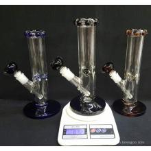 Tuyau d'eau en verre de style nouveau 2017 pour fumer