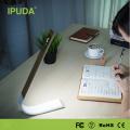2016 candeeiro de mesa moderno do diodo emissor de luz do toque de IPUDA do fornecedor de China com brilho dimmable da cor