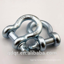 US Type Drop Forged Screw Pin Anchor Shackle---209 Shackle