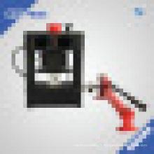 Cric hydraulique 20 tonnes colophane tech chaleur machine presse