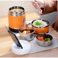 304 Stainless Steel Double Insulated Food Container