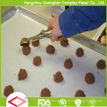 Customize Oven Safe OEM Types Parchment Paper in Sheet