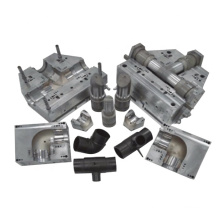 High Quality  Plastic Injection  Mould for Pipe Fitting Mold from LANDA Mould Factory