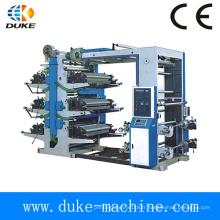 Hot Selling Six Color Flexo Printing Machine (YT-6-800)