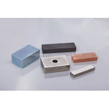 Block Magnets in Different Plating
