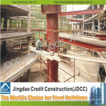 Multi-Storey Shopping Mall Light Steel Structure Building