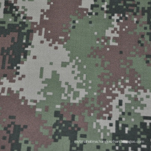 High quality fire retardant blue camouflage fabric