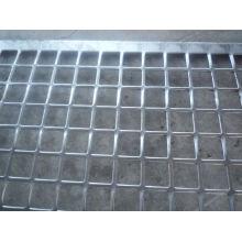 70% Feuille perforée hexagonale à aire ouverte