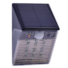 Fabrikpreis PIR Bewegungssensor CCTV DVR Solar-LED-Sicherheitslicht