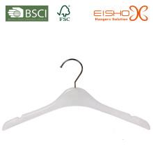 Cintre en plastique blanc (pH017) pour enfants