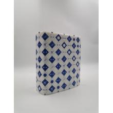 Serviettes en papier à main 1 pli 2 plis / pli en Z / pli en N