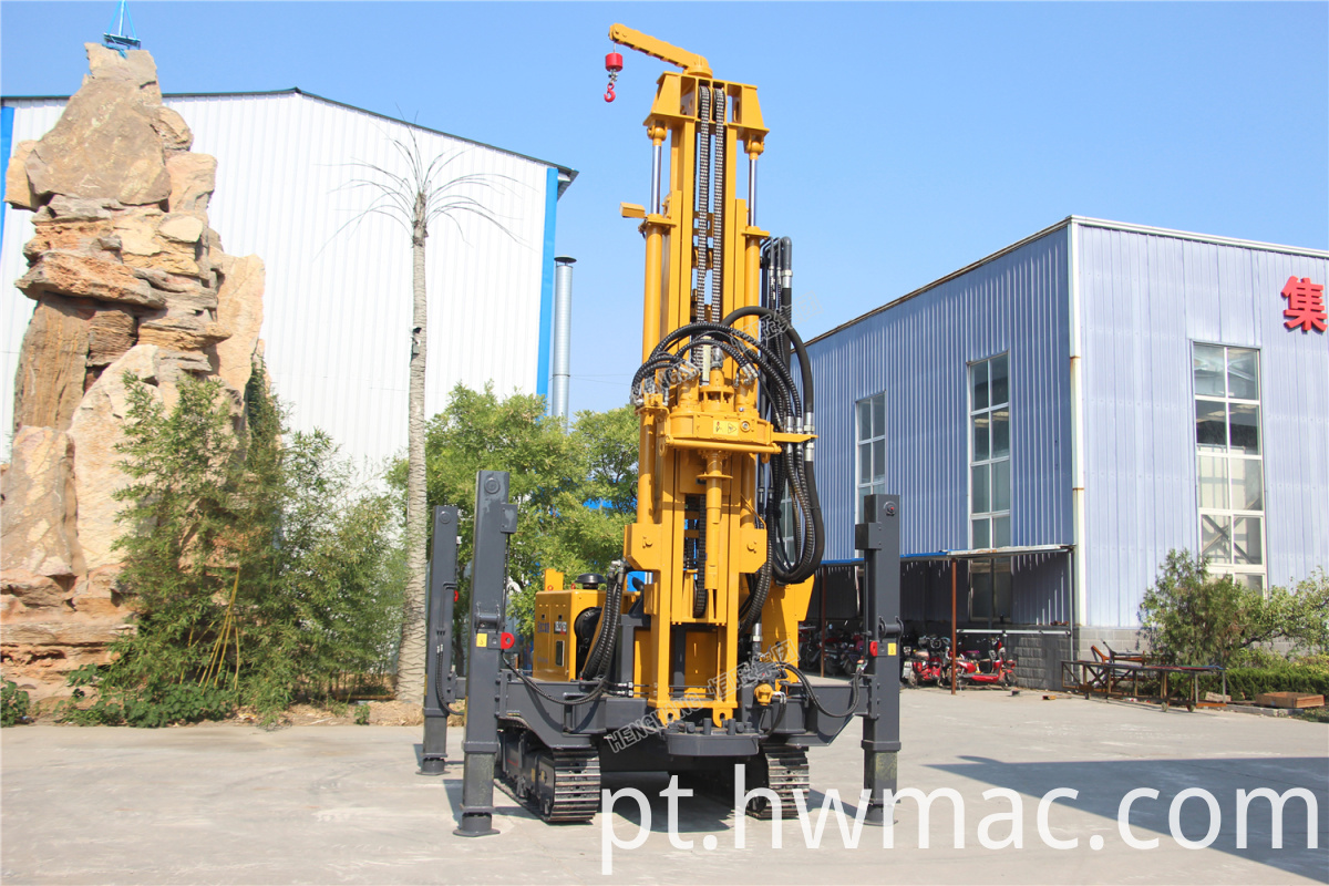300m drilling rig