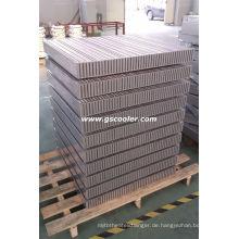 Vakuumlötender Aluminiumkern des Wärmetauschers