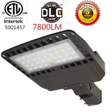 Перечисленное etl 60W светодиодные обувной коробки света 7800lm