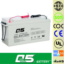 12V150AH Bateria de Energia Eólica GEL Battery Standard Products