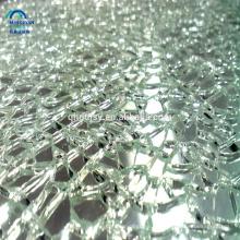 Transparencia laminada vidrio flotado templado 10 mm a prueba de balas y vidrio de acuario