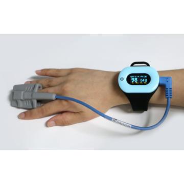 Handgelenk Pulsoximeter mit Patient Home Monitoring