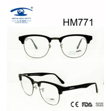 High Quality New Arrival Acetate Glasses Frame (HM771)