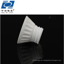 Lámpara de vela E14 Soporte de lámpara de cerámica Soporte de lámpara de cerámica de iluminación LED