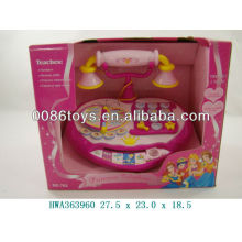 Top sales Princess phone w/light & music / Phone