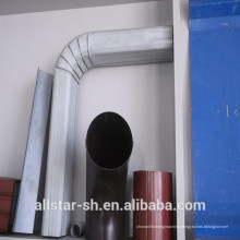 rain downspout and welded pipe roll forming machine