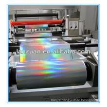 transparent hologram foil