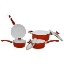 Amazon Vendor 7 Piece Eco Ceramic Nonstick Cookware Set