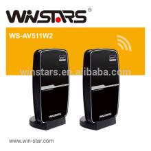 Kit HDMI AV 5G HDMI (WHDI) Suporta sinais Full HD 1080p e amplia sinais HDMI ou DVI